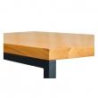 Stół bankietowy MEZZOS mobilny blat dębowy - VERLO V-99222