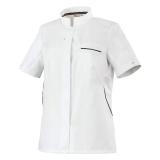 Bluza kucharska krótki rękaw rozmiar XL biała ESCALE - ROBUR / model - U-ES-WTS-XL
