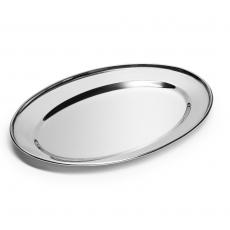Półmisek stalowy owalny<br />model: FG11534<br />producent: Forgast