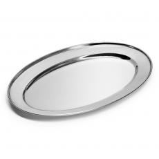 Półmisek stalowy owalny<br />model: FG11535<br />producent: Forgast