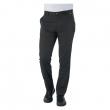 Spodnie kucharskie rozmiar XXXL czarne CADEN - ROBUR / model - U-CA-B-XXXL