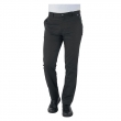 Spodnie kucharskie rozmiar M czarne CADEN - ROBUR / model - U-CA-B-M