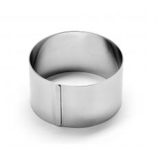 Pierścień kucharsko-cukierniczy śr. 8 cm<br />model: FG11194<br />producent: Forgast