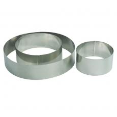 Pierścień kucharsko-cukierniczy śr. 10 cm<br />model: FG11195<br />producent: Forgast