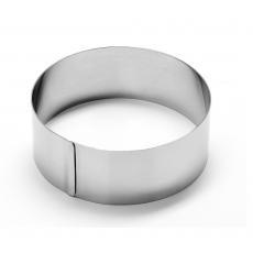 Pierścień kucharsko-cukierniczy śr. 12 cm<br />model: FG11196<br />producent: Forgast