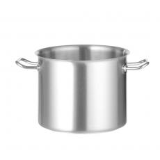 Garnek ze stali nierdzewnej wysoki poj. 8,8 l<br />model: 831151<br />producent: Chef de cuisine