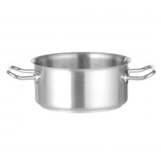 Garnek ze stali nierdzewnej niski poj. 17,3 l<br />model: 831359<br />producent: Chef de cuisine