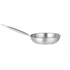 Patelnia ze stali nierdzewnej śr. 20 cm<br />model: 831526<br />producent: Chef de cuisine