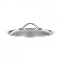 Pokrywa ze stali nierdzewnej śr. 16 cm<br />model: 831373<br />producent: Chef de cuisine