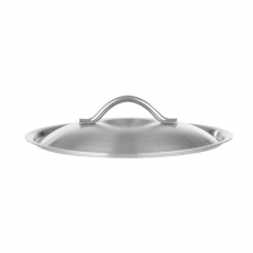 Pokrywa ze stali nierdzewnej śr. 45 cm<br />model: 831472<br />producent: Chef de cuisine