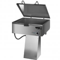 Patelnia gastronomiczna elektryczna<br />model: 000.PE-025N<br />producent: Kromet