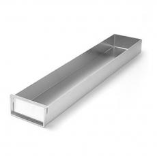 Blacha aluminiowa cukiernicza- zamykana 58x10cm wys.5cm<br />model: 689851<br />producent: Hendi