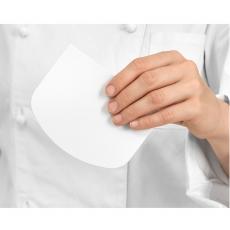 Skrobka do ciasta półokrągła 13x10 cm<br />model: FG11081<br />producent: Forgast
