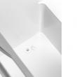Zamrażarka skrzyniowa z płaską przeszkloną szybą poj. 394 l l - FG08500