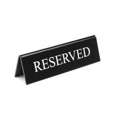 Tabliczka informacyjna Rezerwacja<br />model: 663462<br />producent: Hendi