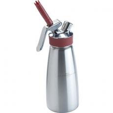 Syfon do bitej śmietany i sosów<br />model: 500205<br />producent: iSi