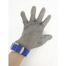 Rękawica stalowa<br />model: FG11178<br />producent: Forgast