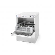 Zmywarka gastronomiczna do szkła z dozownikiem detergentu<br />model: 233009<br />producent: Hendi