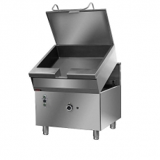 Patelnia gastronomiczna gazowa<br />model: 900.PTG-05Ex<br />producent: Kromet
