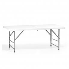 Stół cateringowy składany wym. 122x61x74 cm<br />model: FG03802<br />producent: Forgast
