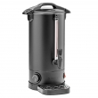 Zaparzacz do kawy czarny o podwójnych ściankach 6 l FG05603