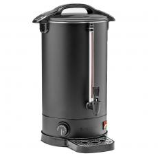 Zaparzacz do kawy czarny o podwójnych ściankach 13 l<br />model: FG05604<br />producent: Forgast