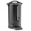 Zaparzacz do kawy czarny o podwójnych ściankach 13 l FG05604
