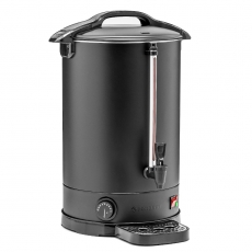 Zaparzacz do kawy czarny o podwójnych ściankach 18 l<br />model: FG05605<br />producent: Forgast