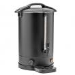 Zaparzacz do kawy czarny o podwójnych ściankach 18 l FG05605