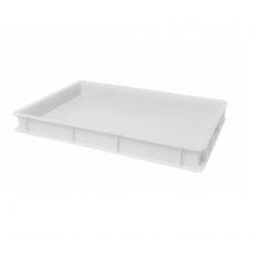 Pojemnik na ciasto do pizzy 60x40x7 cm<br />model: FG02601<br />producent: Forgast