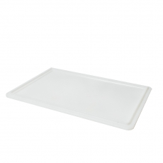 Pokrywa do pojemnika na ciasto do pizzy 60x40 cm<br />model: FG02611<br />producent: Forgast