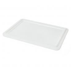 Pokrywa do pojemnika na ciasto do pizzy 40x30 cm<br />model: FG02612<br />producent: Forgast