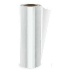 Folia do zgrzewarek tacek (szer. 18,5 cm) - rolka 200 m<br />model: FPETPPC185200<br />producent: Gullin