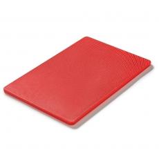 Deska do krojenia HACCP czerwona 45x30 cm<br />model: FG12601<br />producent: Forgast