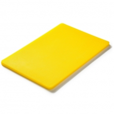 Deska do krojenia HACCP żółta 45x30 cm<br />model: FG12603<br />producent: Forgast