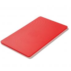 Deska do krojenia HACCP czerwona GN 1/1<br />model: FG12621<br />producent: Forgast