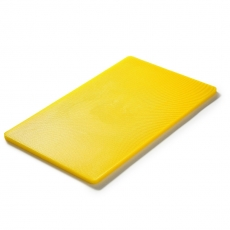 Deska do krojenia HACCP żółta GN 1/1<br />model: FG12623<br />producent: Forgast