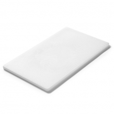 Deska do krojenia HACCP biała GN 1/1<br />model: FG12625<br />producent: Forgast