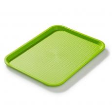 Taca fast food zielona wym. 40x30 cm<br />model: FG12522<br />producent: Forgast