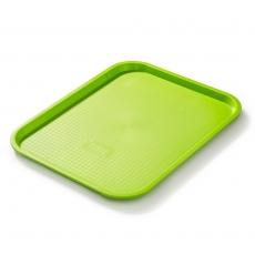 Taca fast food zielona wym. 45x35 cm<br />model: FG12532<br />producent: Forgast