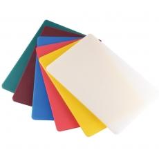 Zestaw desek do krojenia HACCP 45x30 cm<br />model: FG12607<br />producent: Forgast