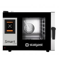 Piec konwekcyjno-parowy elektryczny SmartCook 5 GN 1/1<br />model: 9100044<br />producent: Stalgast