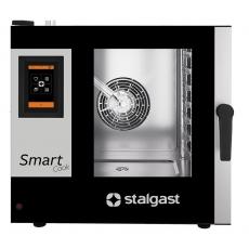 Piec konwekcyjno-parowy elektryczny SmartCook 7 GN 1/1<br />model: 9100047<br />producent: Stalgast