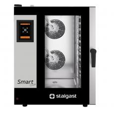 Piec konwekcyjno-parowy elektryczny SmartCook 11 GN 1/1<br />model: 9100051<br />producent: Stalgast