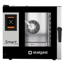 Piec konwekcyjno-parowy gazowy SmartCook 7 GN 1/1<br />model: 9100048<br />producent: Stalgast