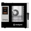 Piec konwekcyjno-parowy gazowy SmartCook 7 GN 1/1 - 9100048