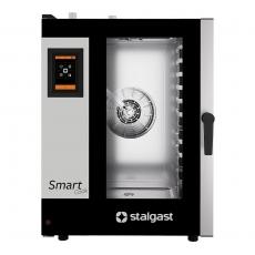 Piec konwekcyjno-parowy gazowy SmartCook 11 GN 1/1<br />model: 9100052<br />producent: Stalgast