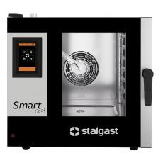 Piec konwekcyjno-parowy elektryczny SmartCook 7 GN 2/1<br />model: 9100053<br />producent: Stalgast