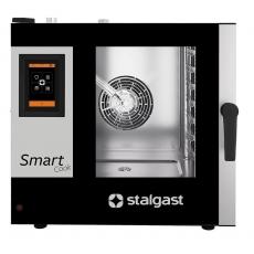 Piec konwekcyjno-parowy gazowy SmartCook 7 GN 2/1<br />model: 9100054<br />producent: Stalgast