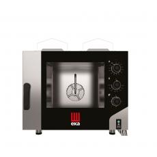 Piec konwekcyjno-parowy gazowy Millenial Smart Bakery 4x600x400<br />model: MKF464GS<br />producent: Hendi